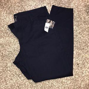 GAP 16R Slim City Pants
